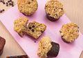 Resep Membuat Muffin Oat Pisang Cokelat, Bikin Kenyang Sampai Siang