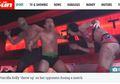 Priscilla Kelly Dijuluki Pegulat WWE Paling Menjijikkan karena Memasukkan Pembalut ke Mulut Lawan