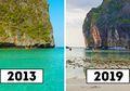 Tak Perlu Tunggu #10yearschallenge, Ini 7 Objek Wisata Populer yang Rusak Karena Manusia Kurang dari 5 Tahun