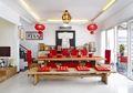 Inspirasi Desain Interior Bergaya Imlek, Campuran Oriental dan Jepang