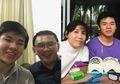 Sebelum Pulang ke Veronica Tan, Nicholas Sean Pamer Dinner Imlek 2019 dengan Ahok dan Keluarga