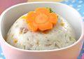 Resep Membuat Nasi Tim Daging Wortel, Menu Sarapan Nikmat Yang Manjakan Perut Di Pagi Hari