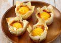 Resep membuat Mangkuk Telur Daging, Sarapan Fancy Yang Mudah Dibuat