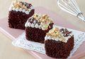 Resep Membuat Brownies Kukus Cokelat Kacang, Valentine Terasa Makin Manis