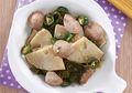 Resep Masak Rebung Melinjo Cabai Hijau Untuk Teman Makan Lontong Cap Go Meh