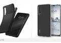 Iklan Casing Ungkap Ukuran dan Desain Ponsel Huawei P30 dan P30 Pro
