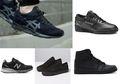 Rekomendasi 7 Sneakers Hitam Yang Cocok Untuk Ke Sekolah