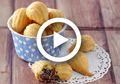 (Video) Resep Sus Kering Filling Cokelat Enak dan Super Mudah Dibuat