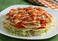 Resep Membuat Sandwich Crispy Crepe ini Pas Jadi Sarapan Enak dan Mudah Dibuat
