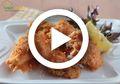 (Video) Resep Membuat Tempura Ayam Ala Restoran Jepang, Mudah Dibuat dan Rasanya Bikin Ketagihan!