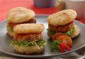 Resep Membuat Burger Ketan, Bekal Praktis Si Kecil yang Tampil Beda