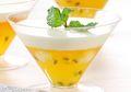 Resep Membuat Passion Fruit Layer Pudding Yang Cantik Ini Mudah Banget Untuk Diikuti