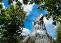 Foto-foto Gereja Ayam, Rumah Doa yang Sebenarnya Bernama Bukit Rhema
