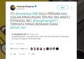 Kocak, Begini Jadinya Kalau Dua Anak Presiden 'Ribut' di Media Sosial