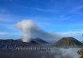 Gunung Bromo Erupsi, Kolom Abu Mencapai Ketinggian 600 Meter