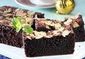 Cara Membuat Brownies Empuk dan Lembut, Tidak Keras Setelah Dingin
