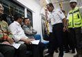 Wapres Jusuf Kalla Uji Coba MRT Rute Bundaran HI - Lebak Bulus