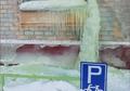 Setelah Salju Hitam, Kini Muncul Salju Berwarna Hijau di Rusia