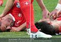 Video - Insiden Horor Bek Timnas Swiss Serupa dengan Kejadian Alm.Choirul Huda