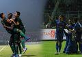 Arema FC Vs Persebaya, Polisi Amankan Oknum Suporter Bawa Keris!
