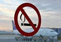 Menolak Matikan Rokok, Penumpang Pria ini Sebabkan Pendaratan Darurat