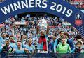 Penjelasan Manchester City soal Video Trofi Liga Inggris yang Jatuh saat Perayaan Juara