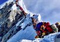 Gunung Everest Penuh dan Sesak, Banyak Pendaki Meninggal Kelelahan