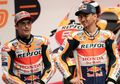 Sebabkan Insiden Tabrakan di MotoGP Catalunya, Jorge Lorenzo Dibela Marc Marquez