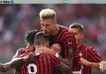 Link Live Streaming AS Roma Vs AC Milan -  Asa Mendapat Poin di Stadion Olimpico