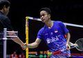 Jelang Denmark Open 2019,  Anthony Ginting Sudah Siap Secara Fisik