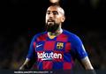 Arturo Vidal Akui Konsentrasinya Buyar Gara-gara Hilangnya Pemain ke-12