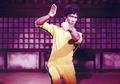 VIDEO - Detik-detik Pukulan Bruce Lee Buat Seorang Pria Terlempar Sejauh 5 Meter