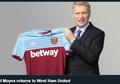Kalah Dramatis dari Liverpool, David Moyes Salahkan Pemainnya