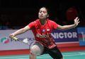 Thailand Masters 2020 - Gregoria Mariska Akui Mentalnya Kurang Kuat Usai Terhenti di Babak Perempat Final