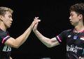 Hasil Indonesia Masters 2020 Final - Marcus/Kevin Kunci Gelar Juara dalam 32 Menit!