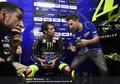 Dorongan Sang Ayah Agar Valentino Rossi Satu Tim dengan Jorge Lorenzo