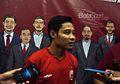 Lawan Persebaya di Final Piala Gubernur Jatim 2020, Evan Dimas Dapet Pesan Khusus dari Ibunda