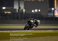 Tertahan di Posisi Ketujuh, Valentino Rossi Tetap Bahagia Karena Ini