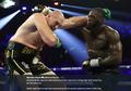 Tyson Fury Beberkan Pikiran Liar Deontay Wilder Tentangnya