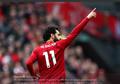 Liverpool Vs Crystal Palace Liga Inggris, Mohamed Salah Siap Bermain Tapi...
