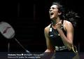 Swiss Open 2021 - Pemupus asa Indonesia Ditumbangkan Ratu Bulu Tangkis India