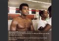 Seolah Main Film Bareng Sylvester Stallone, Muhammad Ali Akui Merasa Istimewa