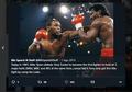 Kalah KO dari Mike Tyson, Petinju Amerika Ini Langsung Pensiun