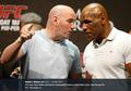 Bukti Nyata Rasa Cinta Dana White Kepada Sahabatnya, Mike Tyson