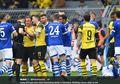 Gol dan Kartu Merah di Empat Menit Pertama Kembalinya Bundesliga