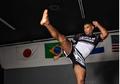 Pemenang UFC 250 Alami Cedera Mengerikan Gara-gara Kakinya Masuk ke Pagar