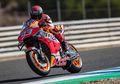 Meski Sibuk Penyembuhan, Marc Marquez Sempatkan Sindir Valentino Rossi Dkk