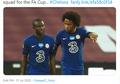 Chelsea Dapat 2 Amunisi Tambahan Jelang Lawan Arsenal di Final Piala FA
