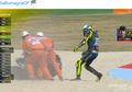Kembali Dirundung Masalah, Psikologis Valentino Rossi Terserang