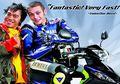 Keputusan Valentino Rossi Pensiun Membuat Komedian Komeng Bersedih!